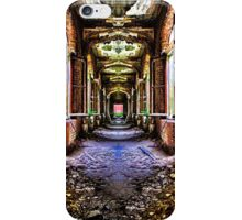 Abandoned House Interior Fine Art Print iPhone Case/Skin