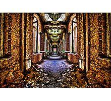 Abandoned House Interior Fine Art Print Photographic Print