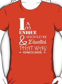 I AM UNIQUE T-Shirt