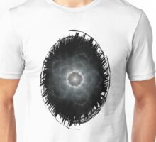 Space Flower Fractal Unisex T-Shirt