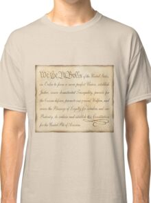 We the Pit Bulls... Classic T-Shirt