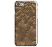 Renaissance Brown iPhone Case/Skin