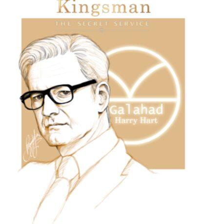 Kingsman - Galahad Sticker
