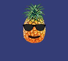 Smiley Pineapple Unisex T-Shirt
