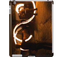 Fireplay 1 - Halloween, Derry 2012 iPad Case/Skin