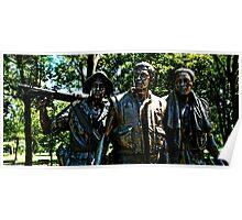 Veitnam war memorial Poster