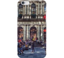 Melbourne's famous general post office iPhone Case/Skin