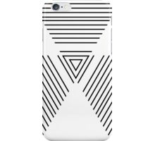Triangle Burst Logo iPhone Case/Skin