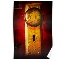Unlock the Door Poster