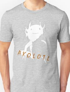 Axolotl (White) T-Shirt