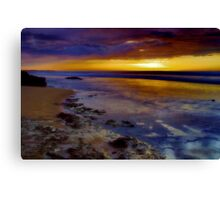 """""""Morning Speculation"""" Canvas Print"""