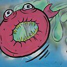Killer Fish by Danny Jackson