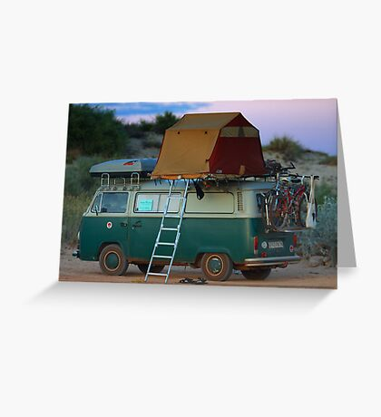 Wheres the kitchen sink? Greeting Card