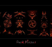Dark Magics by Indelibly-Yours