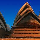 Sydney Opera House by styles