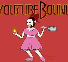 Youtubebound Wade by peppermintkel