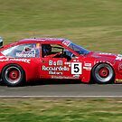 Tony Ricciardello - Kerrick Sports Sedan National Series Race by Gino Iori