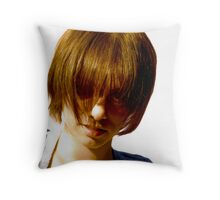 Accidental Moment in Time Throw Pillow