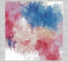 Colorful abstract drip paint Kids Clothes