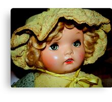 My Baby Doll Canvas Print