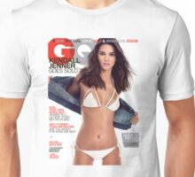 Kendall Jenner GQ Mag Cover Unisex T-Shirt