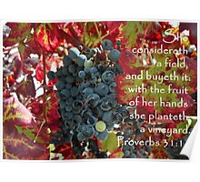 Proverbs 31  Poster