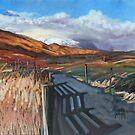 Rain Clears, Glen Spean by scottnaismith