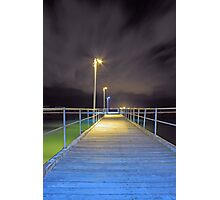 Kwinana Beach Jetty  Photographic Print