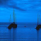 Sailing Into The Blue.......................Most Products by Fara