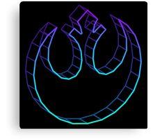 Rebel Alliance 3D Serene Canvas Print