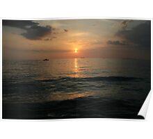 Alluring Ocean Poster