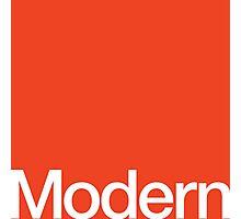 Modern Typography Photographic Print
