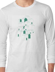 Hill Houses Long Sleeve T-Shirt