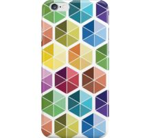 Cube pattern iPhone Case/Skin
