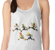 Young Strawhats  Women's Tank Top
