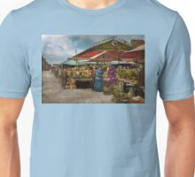 City - Lexington market, Baltimore, Maryland 1890 Unisex T-Shirt