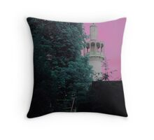 Regents Park Mosque. Throw Pillow