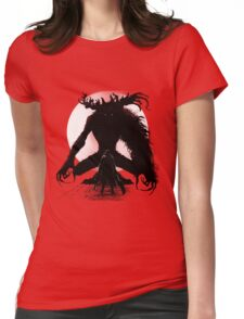 Time to Hunt Womens Fitted T-Shirt