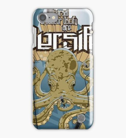 Versify Octopus iPhone Case/Skin