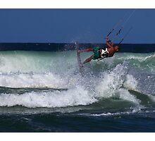Wind Rider Photographic Print