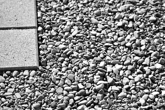 Pebbles and Pavers by Philip Werner