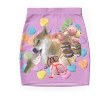 SWEET DOG Mini Skirt