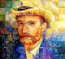 Vincent van Gogh by Robert Doesburg