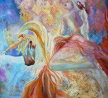 Unicorn Love by Robert Doesburg