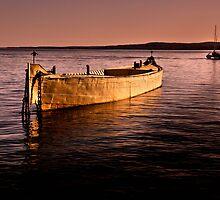 An Old Whaler by Ben Sharif