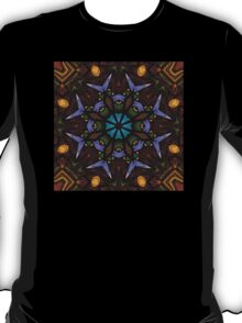 The Wheel of Life Mandala T-Shirt