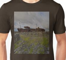The Plassey - a wrectangular view Unisex T-Shirt