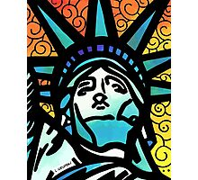 Lynne Neuman Statue of Liberty #et0098 Photographic Print