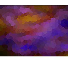 pixel pattern Photographic Print