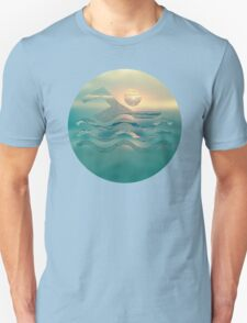 Summer Swimmer Unisex T-Shirt